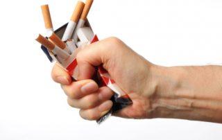 Dejar de fumar con hipnosis en el embarazo