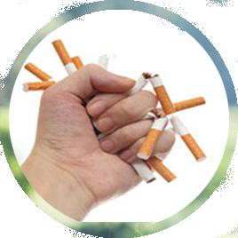 Si quieres hipnosis para dejar de fumar, hazlo de golpe