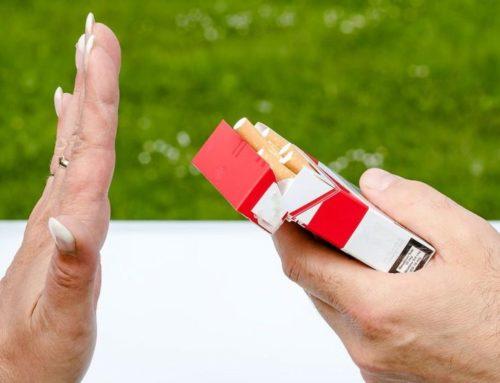 Dejar de fumar con ayuda